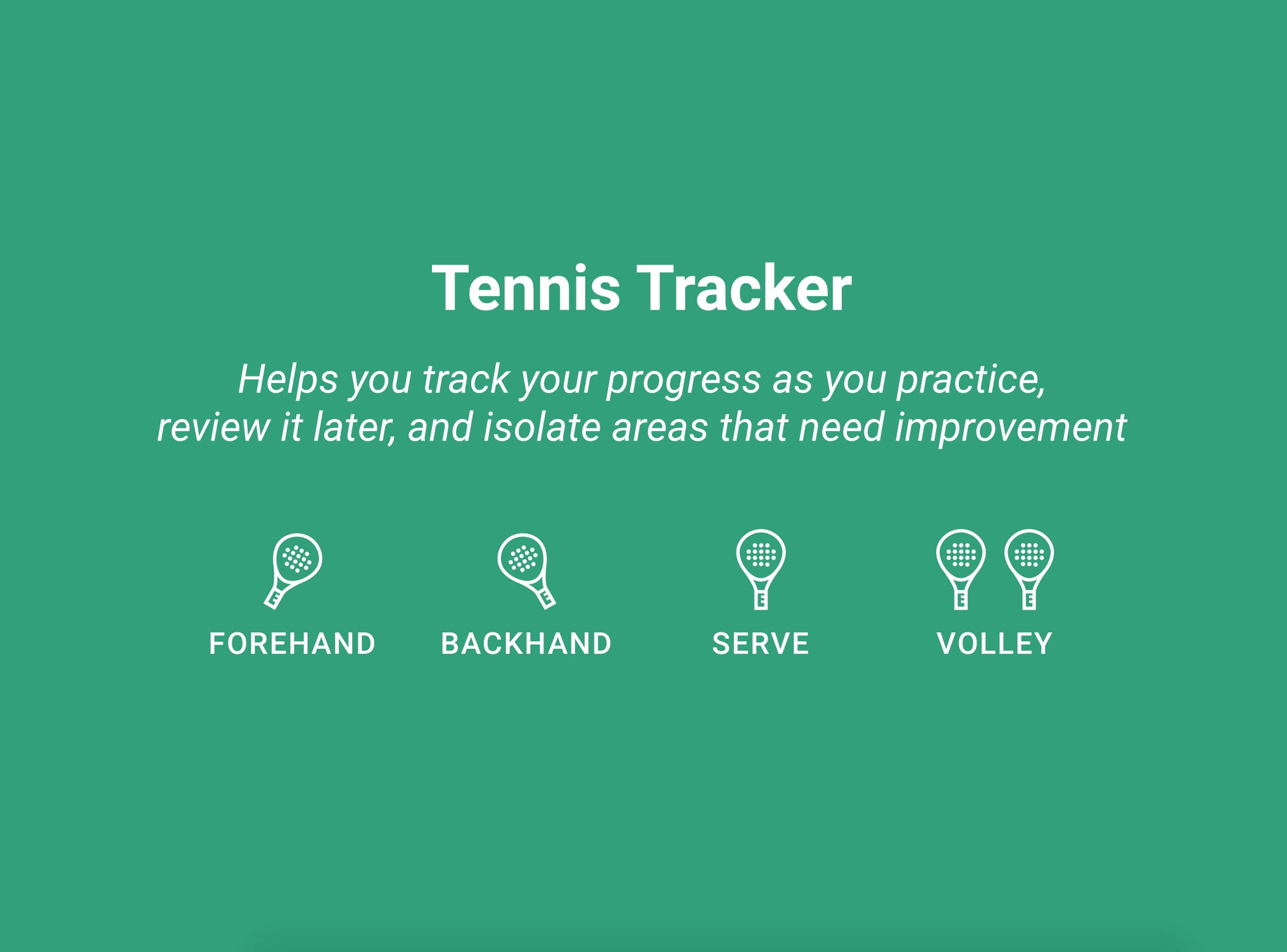 Tennis Tracker (Final Report)