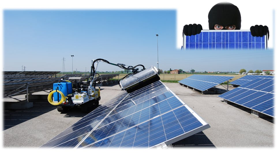 Solar Panel Dual Management System (SP DMS)