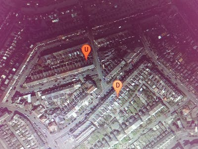 'Hier' An SMS alerting geofence for Mediatek LinkIt ONE