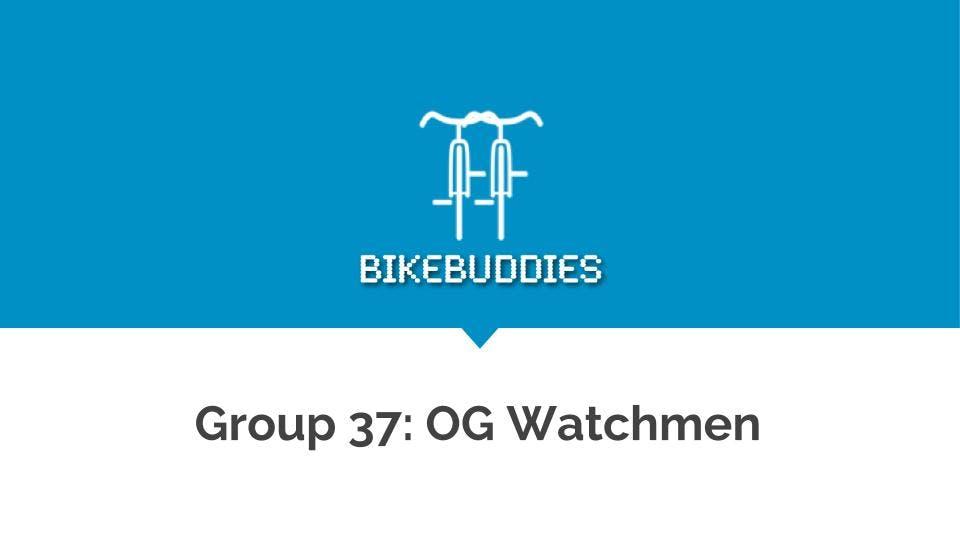 BikeBuddies - Final Report