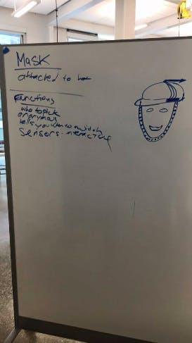 Mask Brainstorm