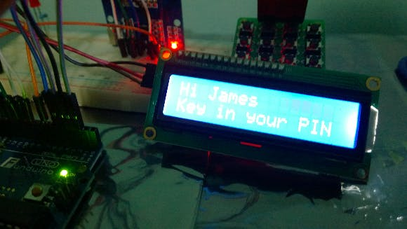 Toggle LED with NFC Tag and PIN - Arduino Project Hub