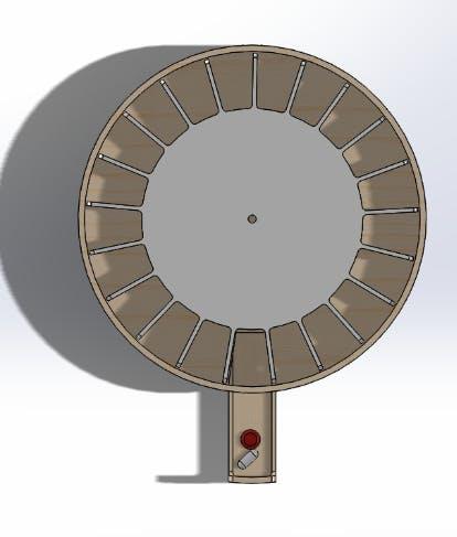 Pillbox remodel (top view)