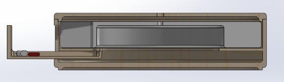 Pillbox (cut-through view)