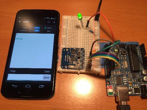 Adding Bluetooth to Your Arduino (+Light Sensor) © MIT
