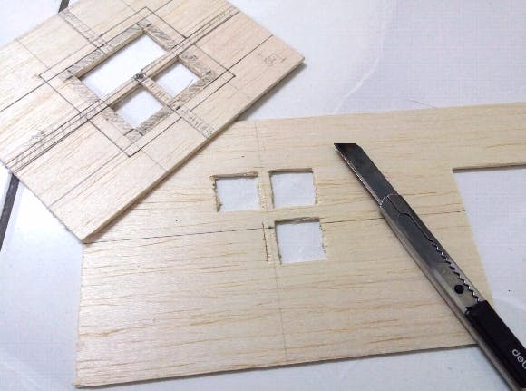 Window crafting