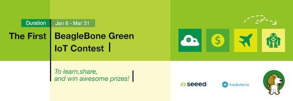 The SeeedStudio BeagleBone Green IoT Contest - Hackster io