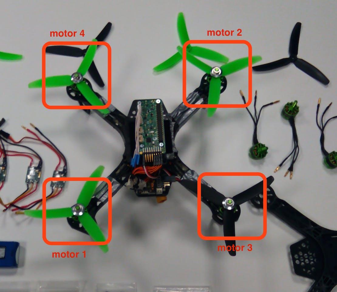 Pi0drone: A $200 Smart Drone with the Pi Zero - Hackster io