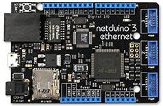 Netduino3 Ethernet