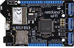 Netduino3 WiFi