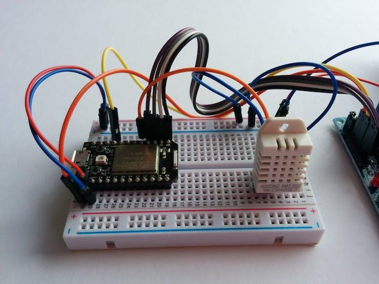 The prototype - control