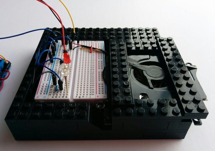 An HVAC simulator