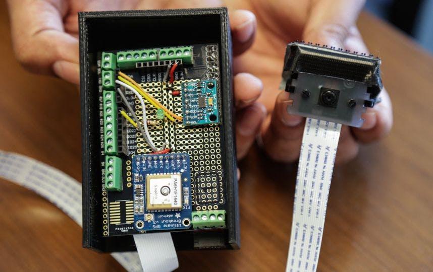Polished Hardware prototype
