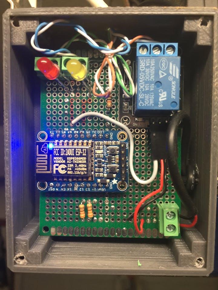 Garage Door Opener Hackster Io