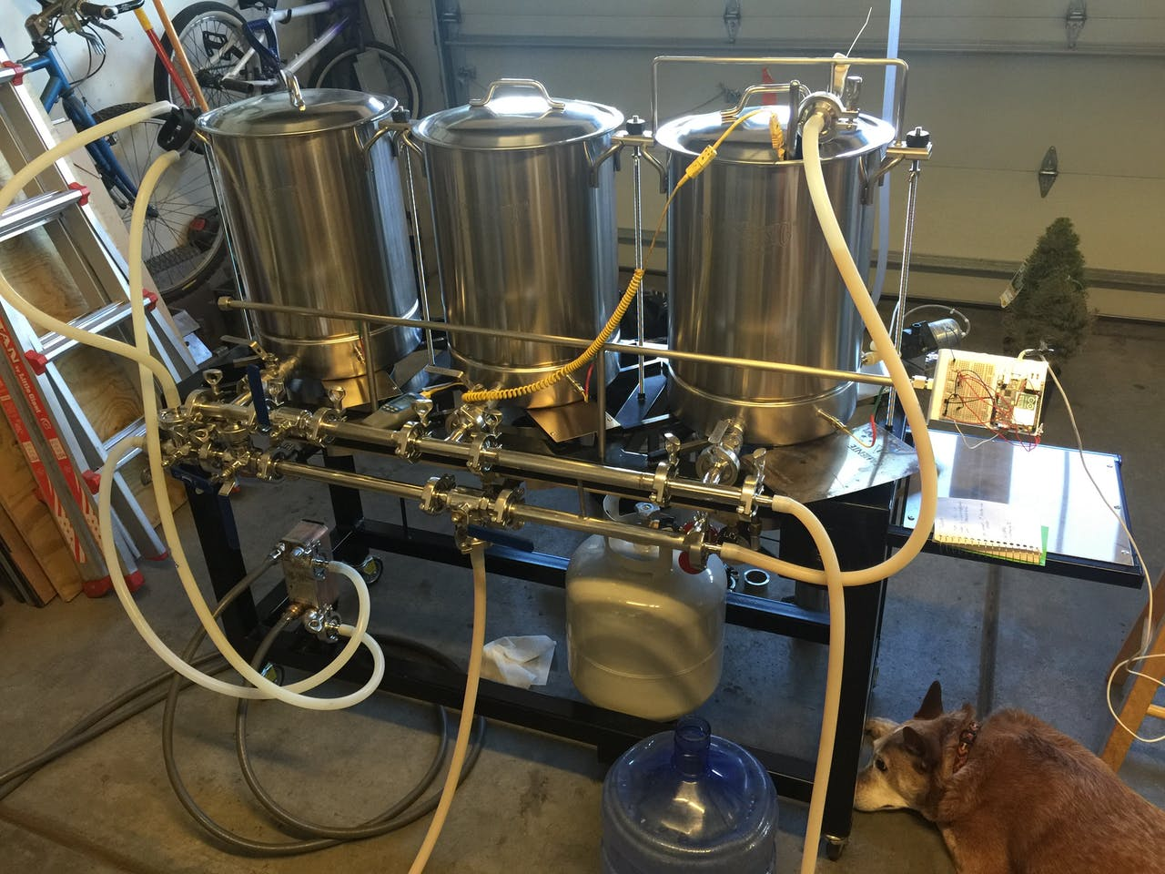 Brewbench Arduino Project Hub Wire 240v Electric Brew Pot Controller Home Forums