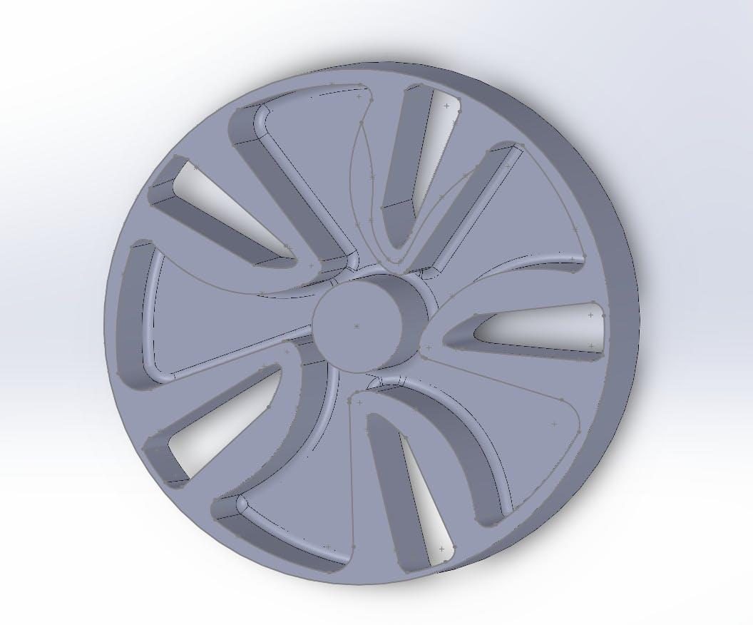 SolidWorks screenshot