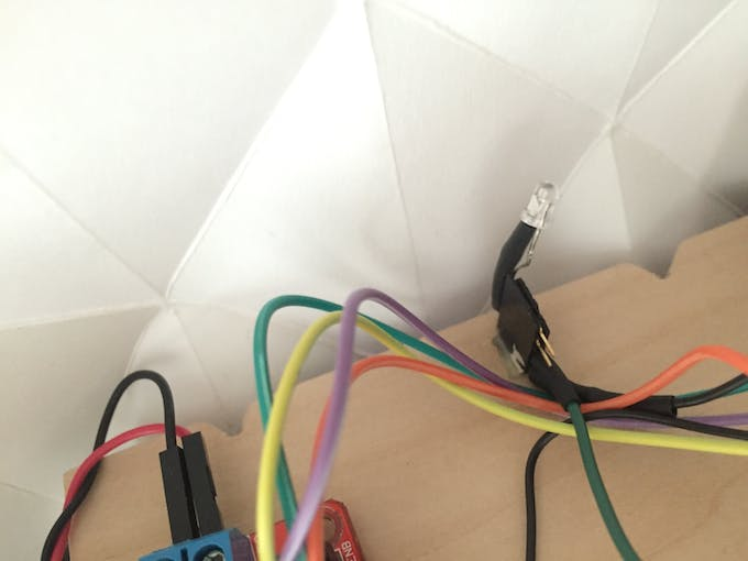 Heat shrink tubes prevent wires from short circuiting with each other