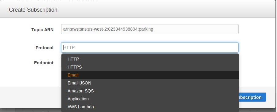 AWS Parking System - Hackster io