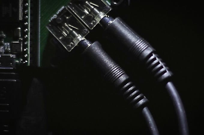 Still Image from Video: MIDI interface