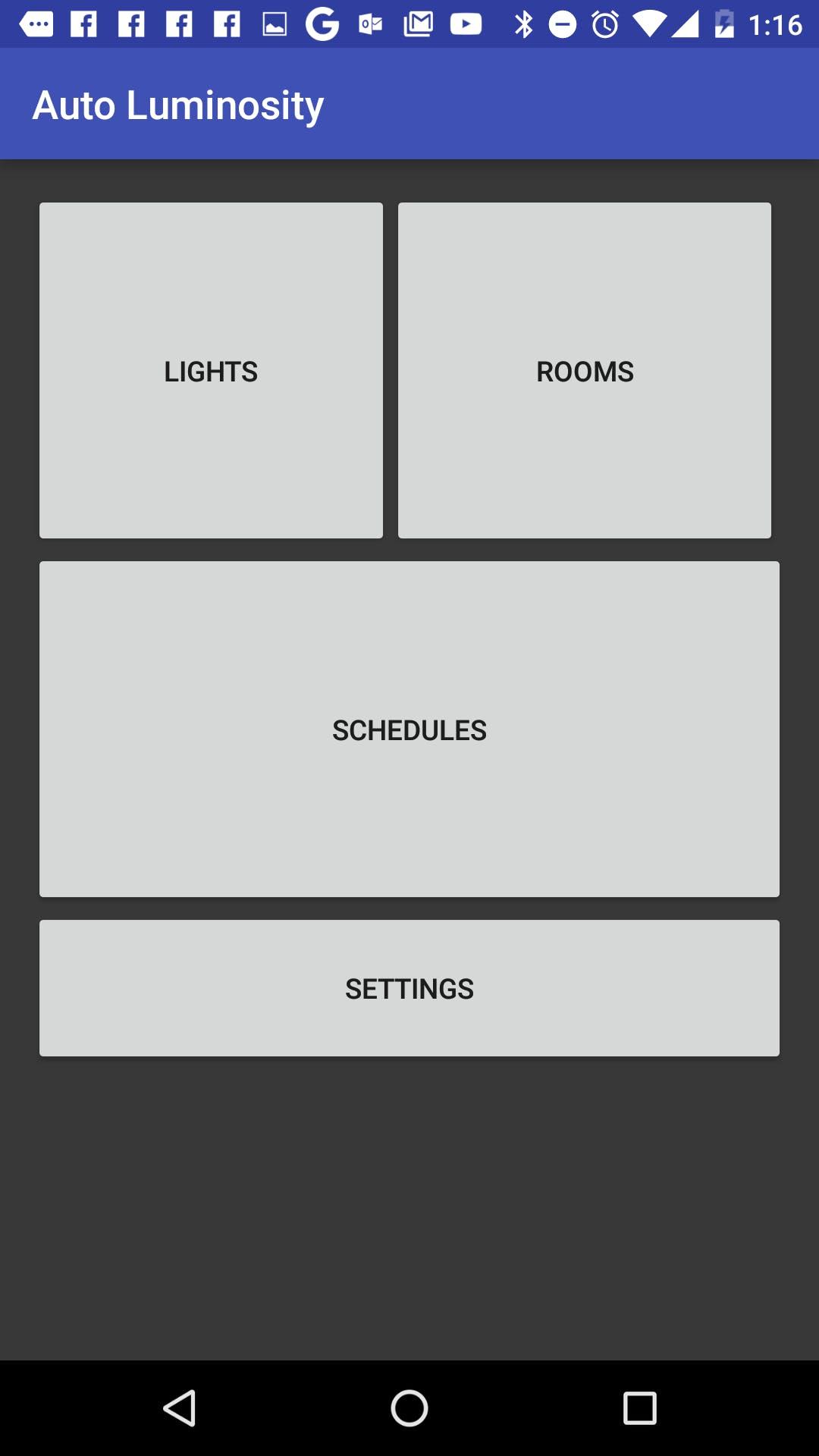 Main Activity (tiled layout)