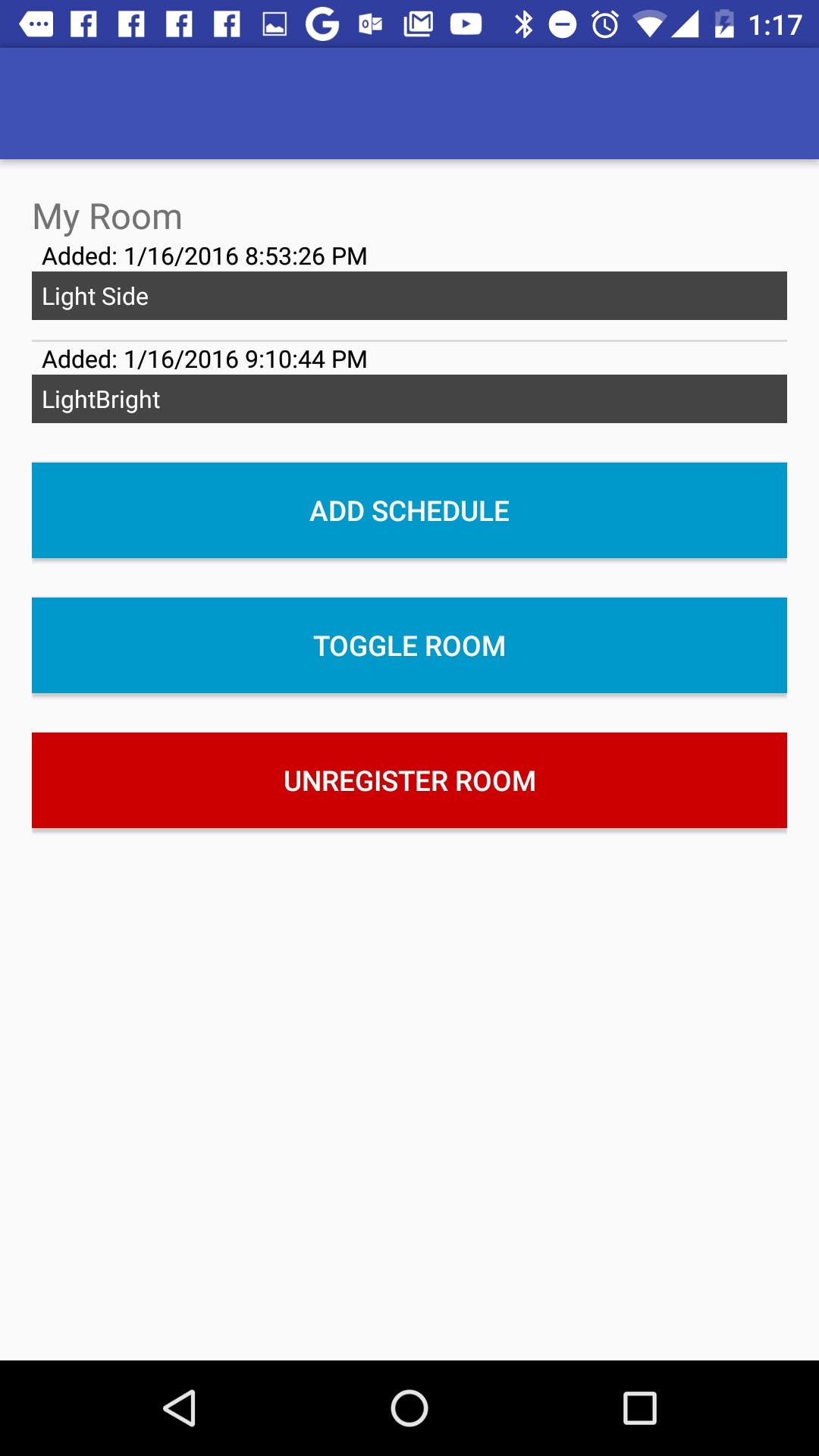 Room Details Activity
