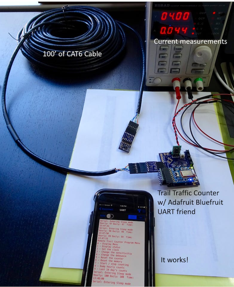 Extend the reach of your i2c sensor simply and inexpensively