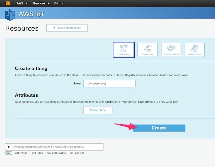AWS IoT Remote Soil Moisture Monitor - Hackster io