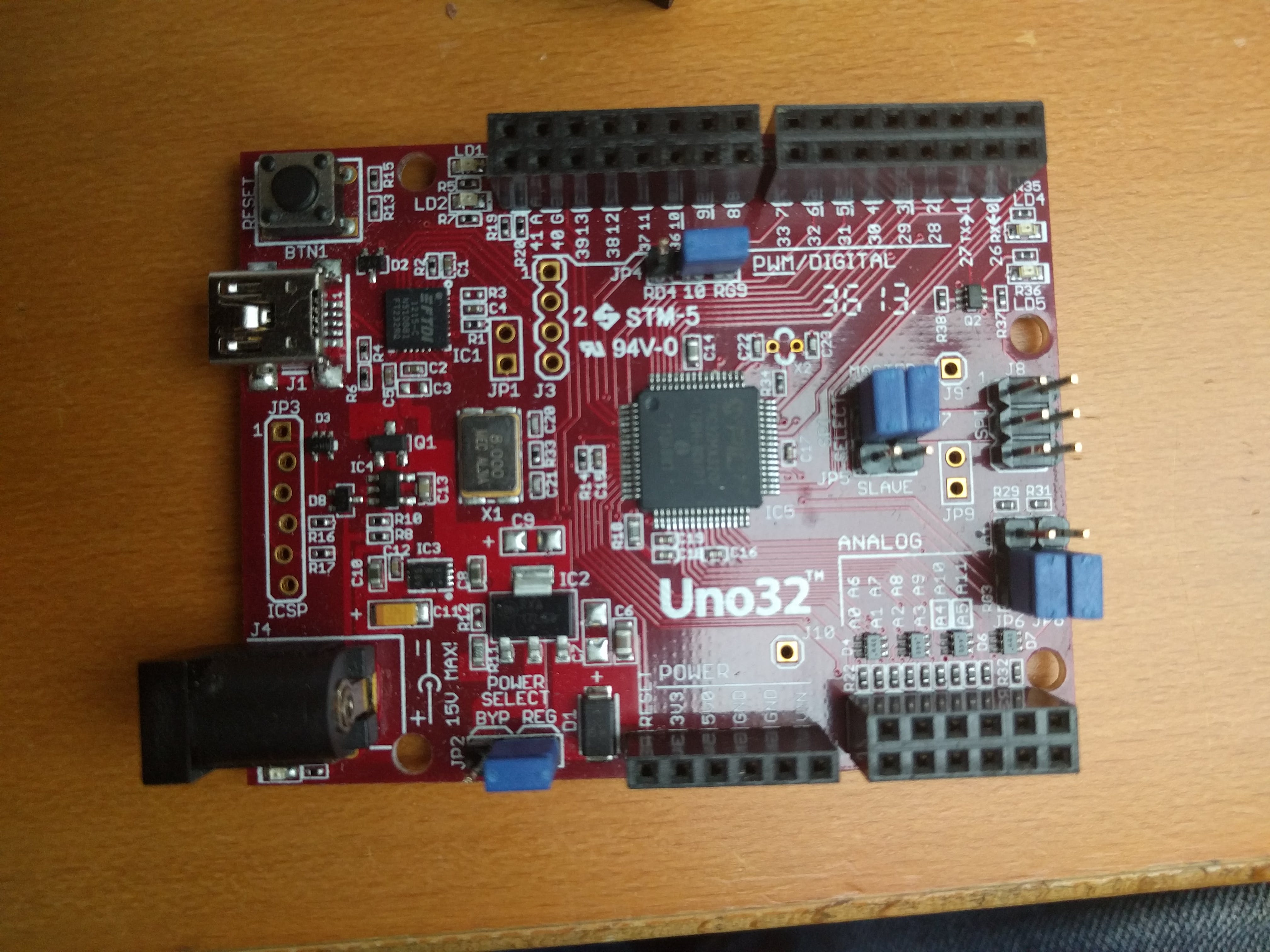 This is the Uno32, but UC32 is also supported(IDK about others)