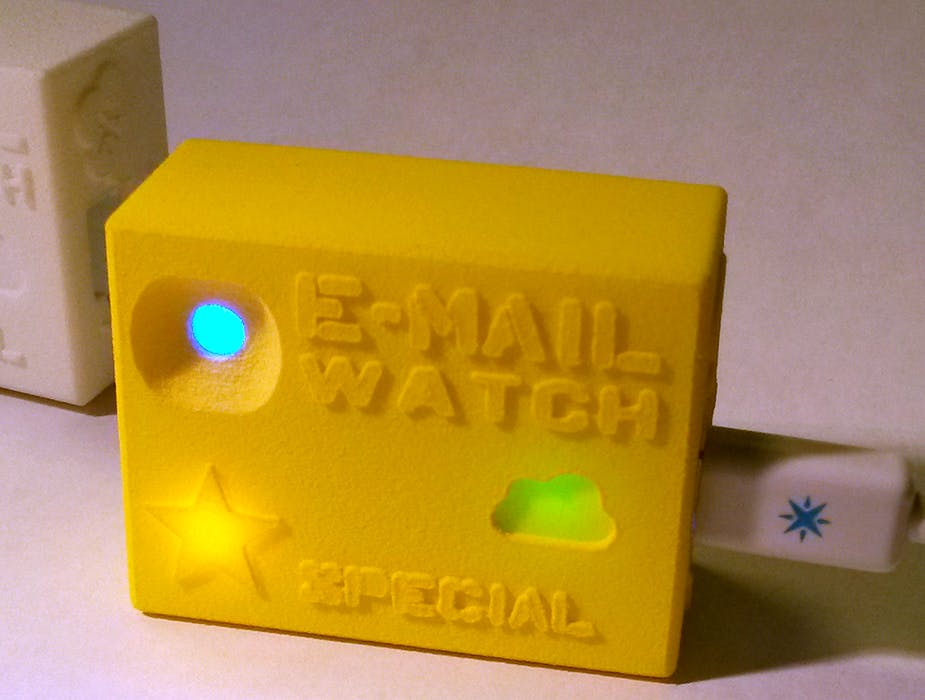 -Here is a yellow version with a star shaped covered indicator