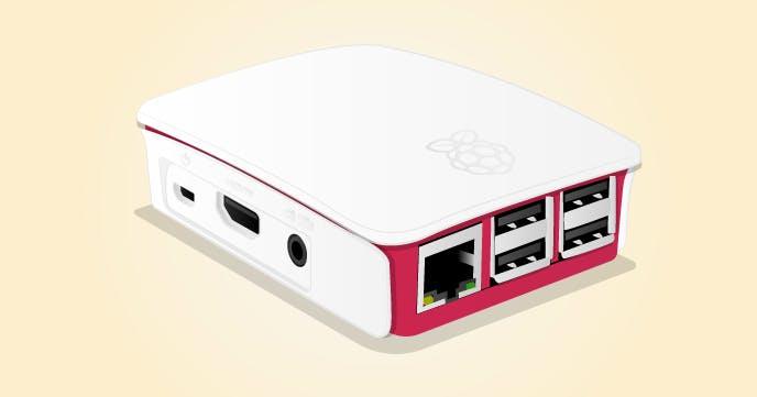 Enclosure for Raspberry PI