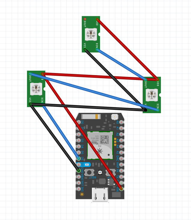 LightSaberPulseDiagran?auto=compress%2Cformat&w=680&h=510&fit=max use the force biofeedback heart monitor with particle hackster io lightsaber wiring diagram at bayanpartner.co