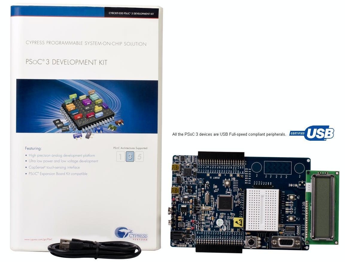 PSoC 3 Development Kit