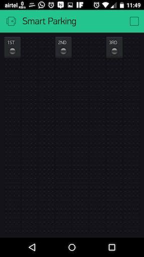 Screenshots of the app.