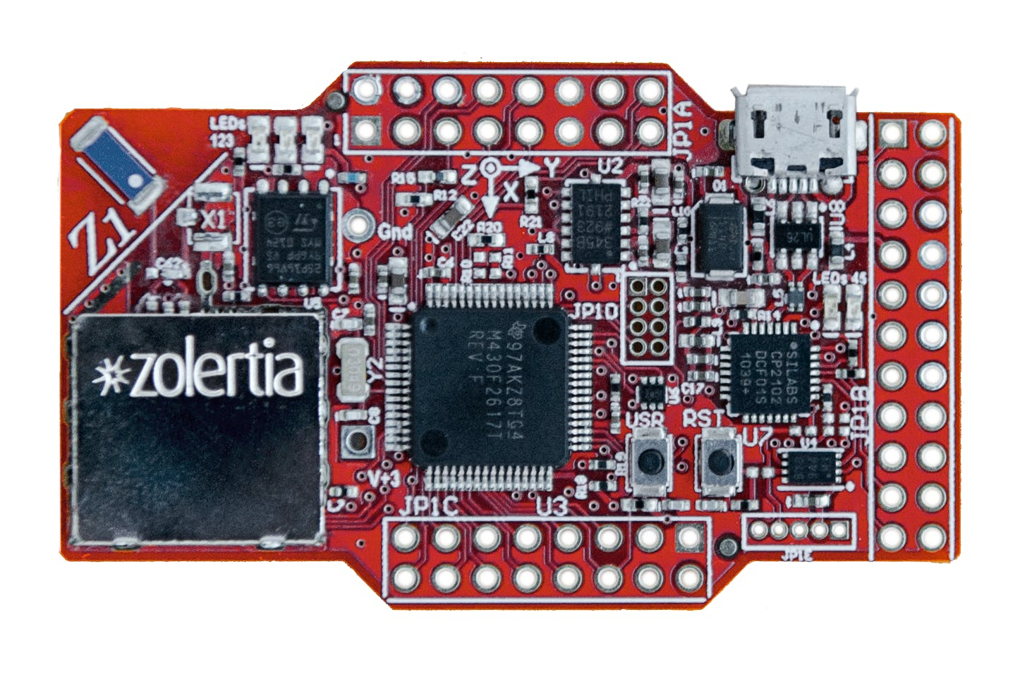 Zolertia Z1 Platform