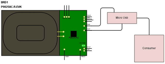 wireless charging devices in green energy bag hackster io