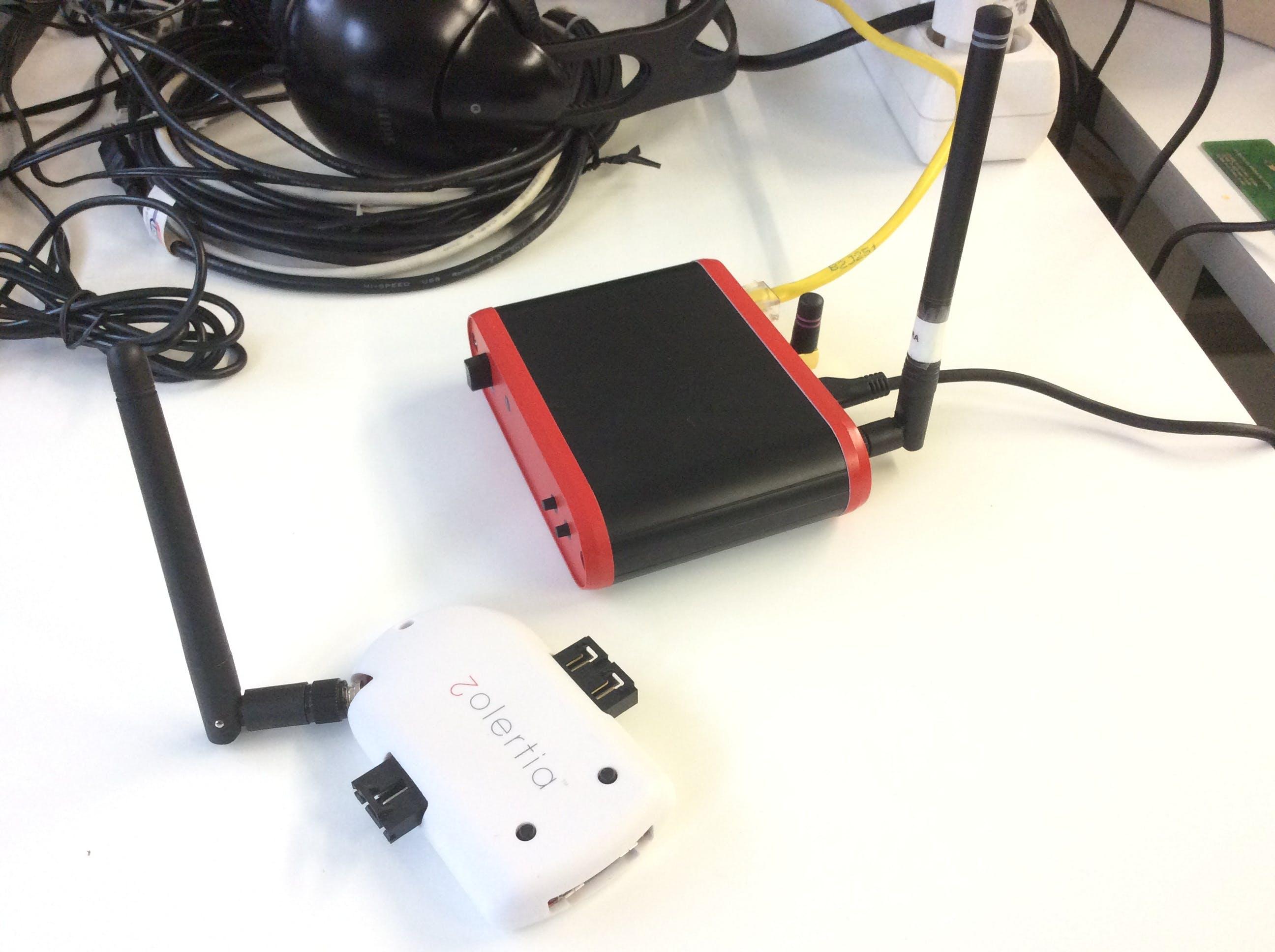 Etherhet IoT Gateway (early prototype still in testing)