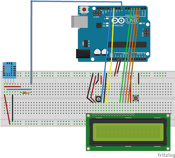 16x2 Lcd Module Datasheet in addition Portable Arduino Temp Humidity Sensor With Lcd A750f4 moreover Additional  ponents together with Lcd 16 X 2 1602a Interfacing besides A Basic Arduino Solar Pv Monitor. on 16x2 lcd pinout