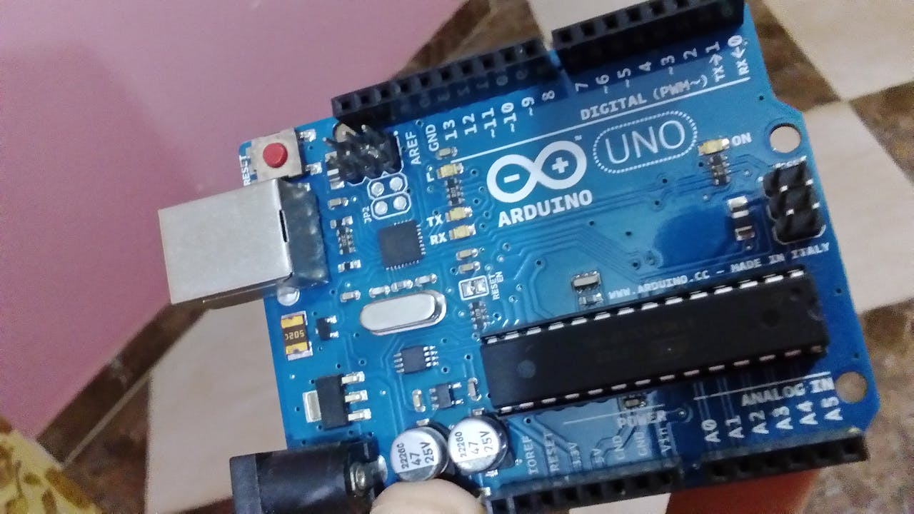 Detecting Obstacles And Warning Arduino Ultrasonic Circuitprojectscomultrasonic Oscillations Which