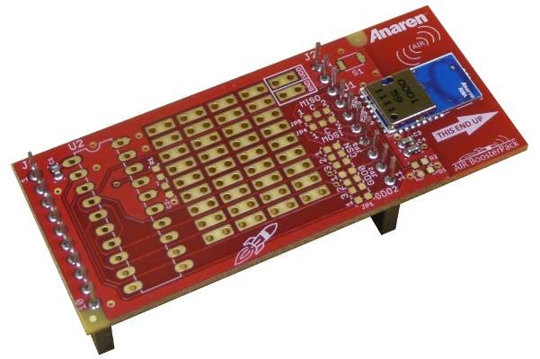 430BOOST-CC110L Sub-1Ghz RF BoosterPack