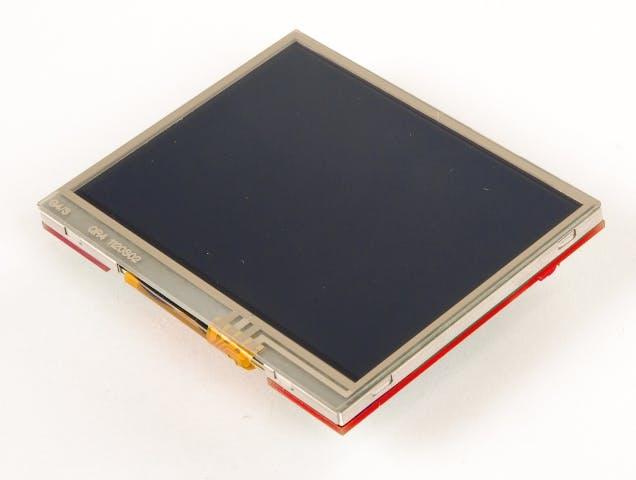 """BOOSTXL-K350QVG-S1 3.5"""" QVGA LCD BoosterPack"""