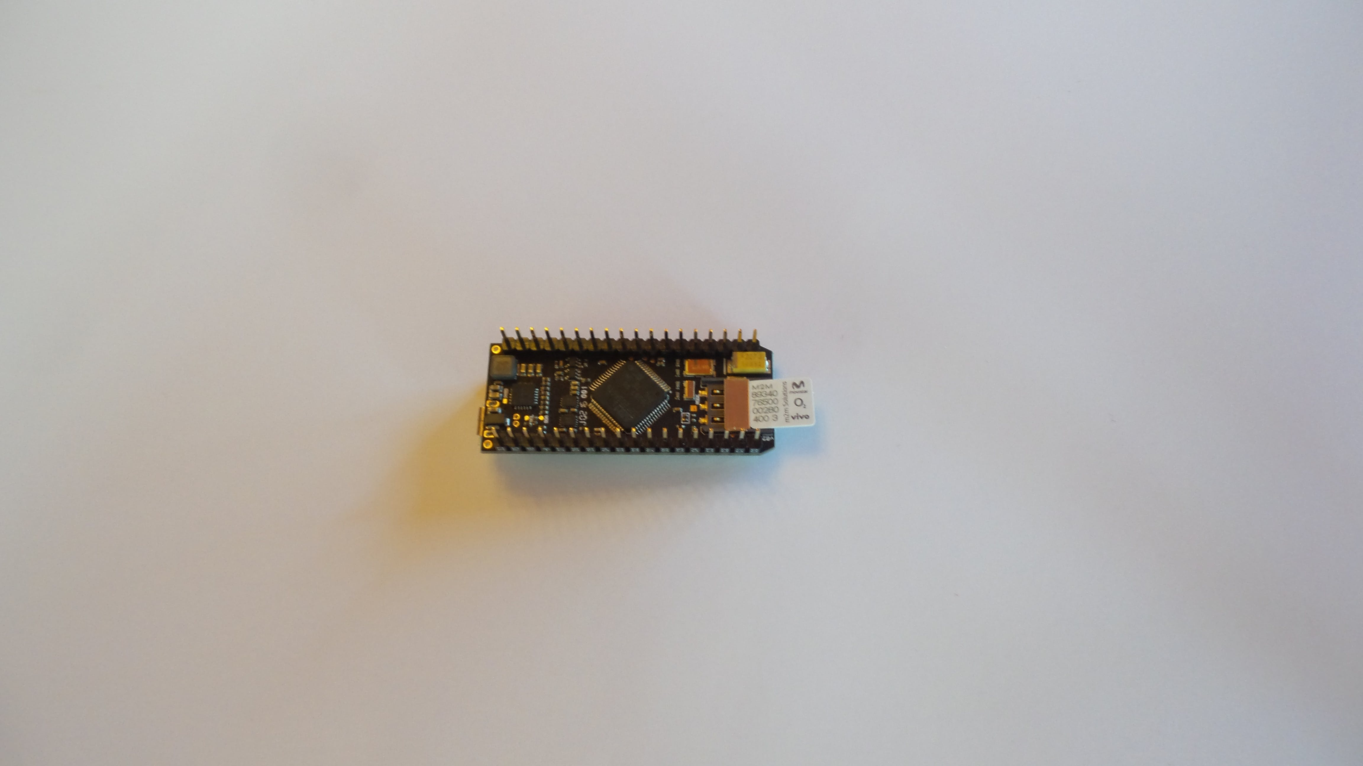 First insert the SIM card (click next to see other photos)