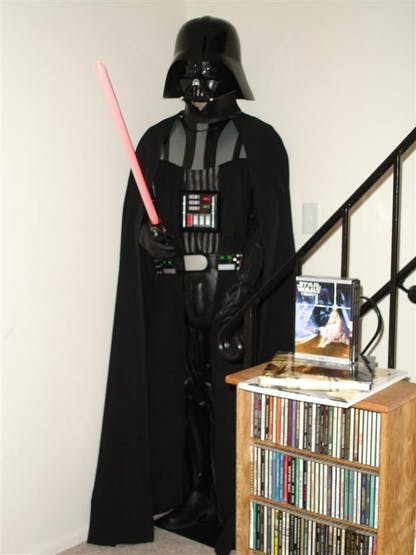 Bringing Darth Vader To Life With Lights And Sounds Hackster Io