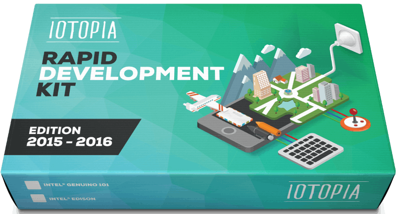 IOTOPIA Rapid Development kit