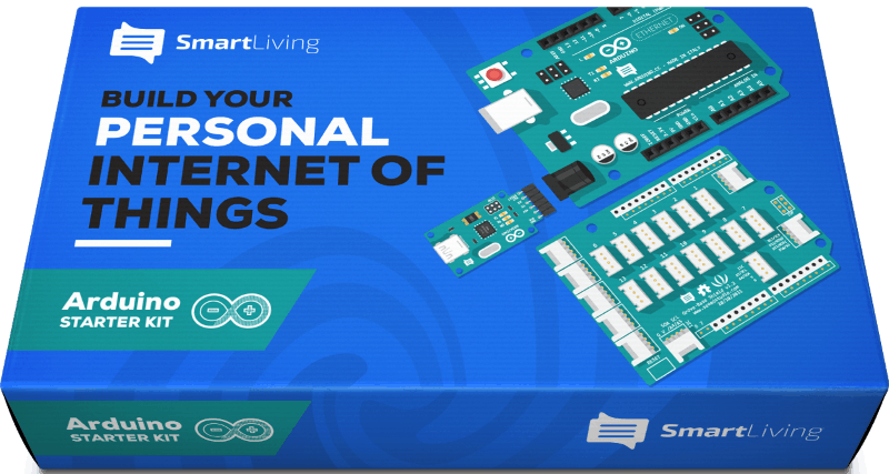 SmartLiving IoT Starter Kit: Arduino Edition