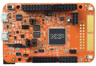 Kinetis Freedom Board with FlexIO