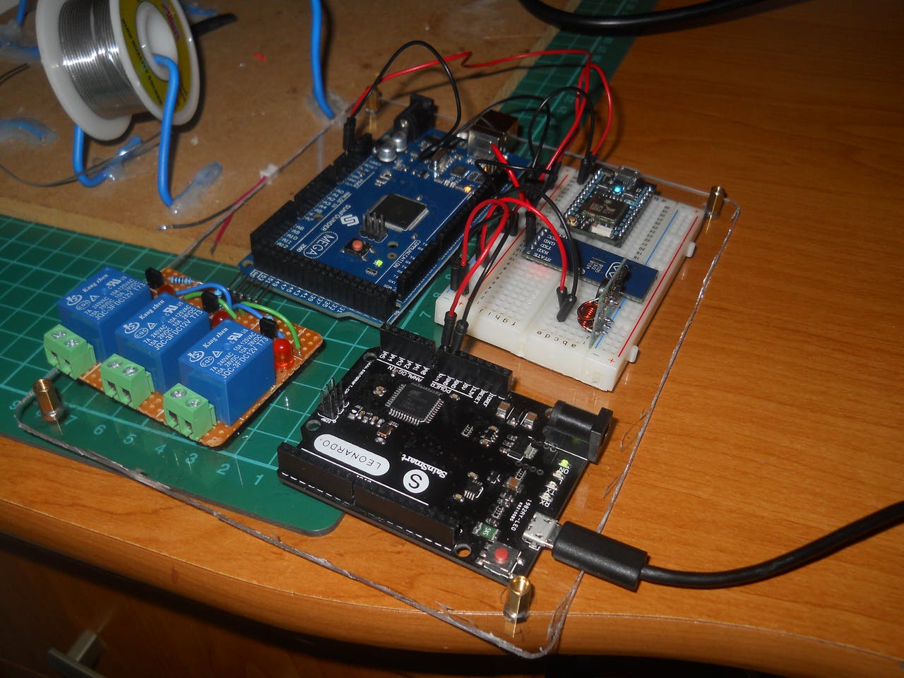 Use The Force Or Your Brainwaves Machine Remote Control Week 3 Plan All Circuitry Development