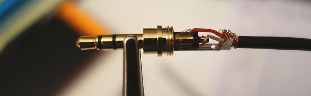 soldering audio jack hackster io jack audio connection kit alternative audio jack wiring #20