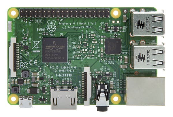 Raspberry Pi 3 Model B
