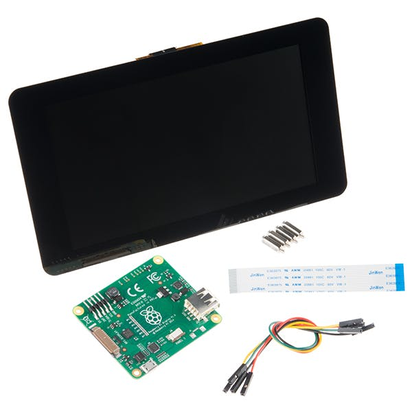 Raspberry Pi Touch Display