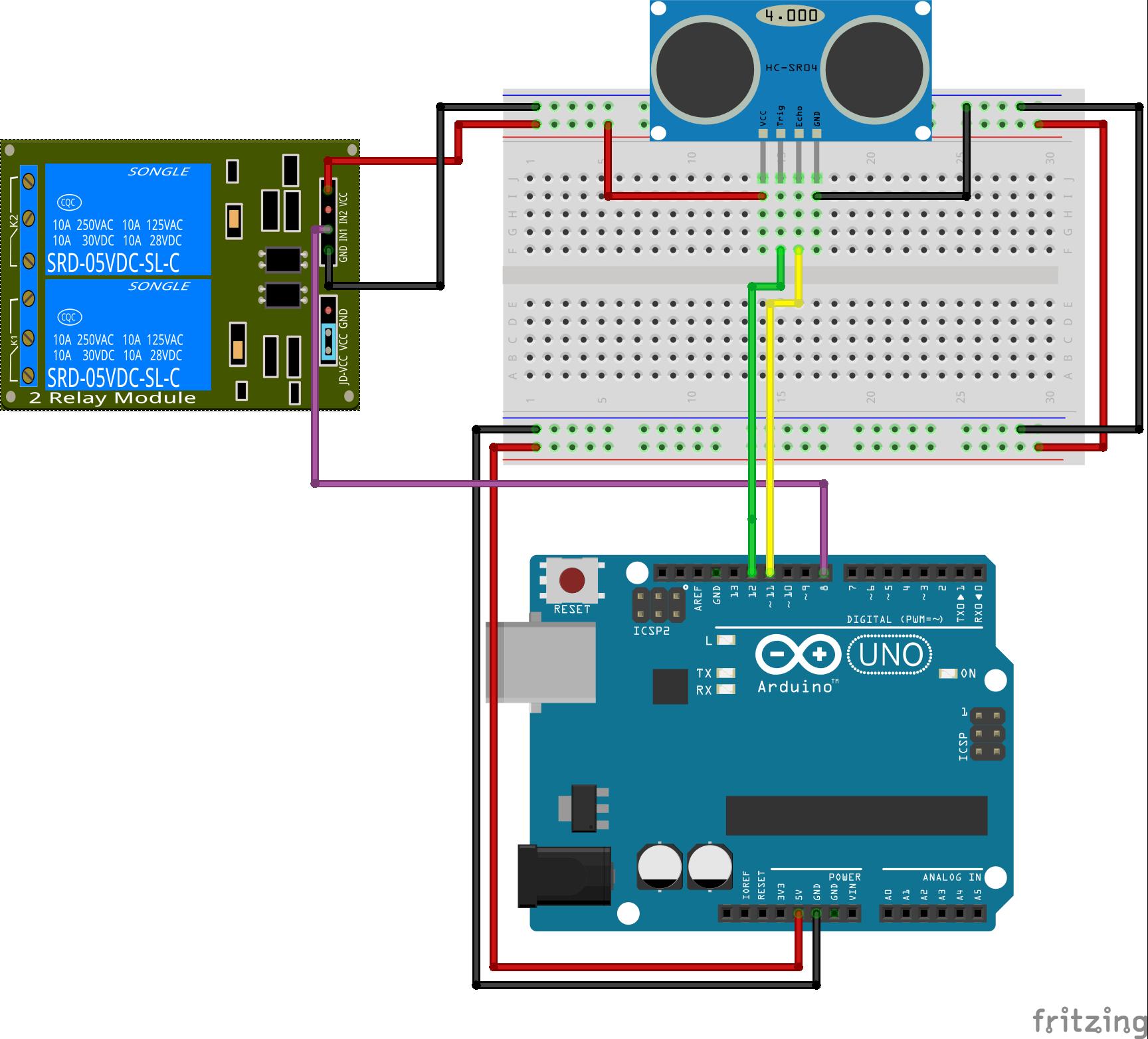 Arduino Nano Sensor Light Wiring Diagram - Wiring Diagram For Light ...